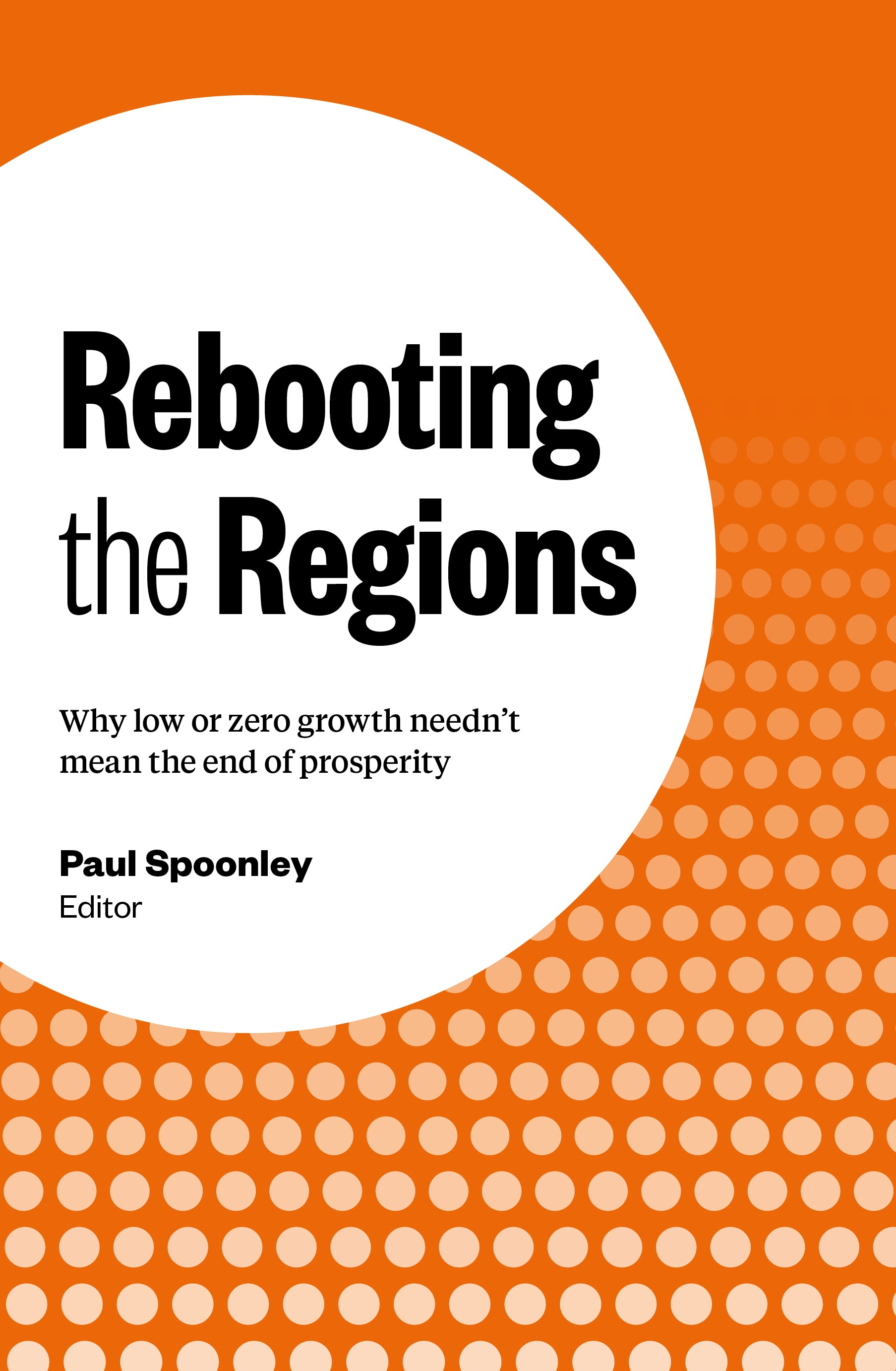 book cover for Rebooting the Regions