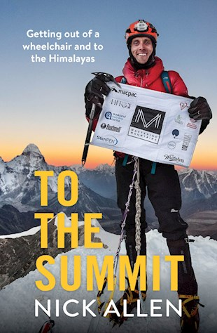 book cover for To the Summit