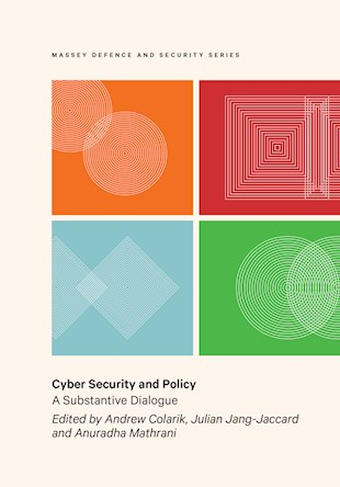 book cover for Cyber Security and Policy