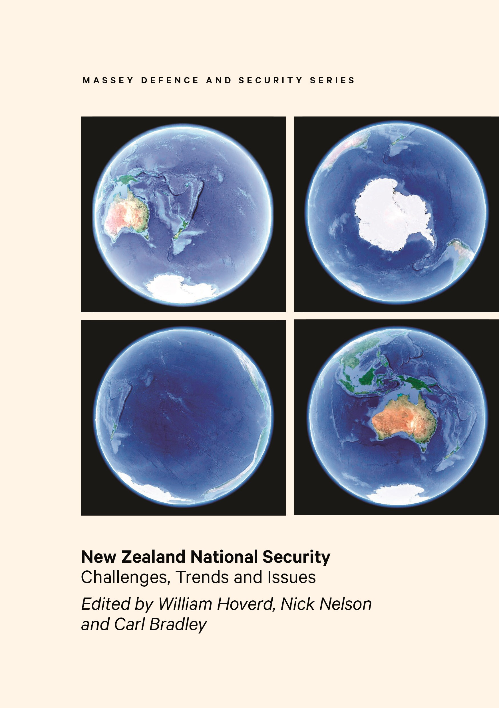 book cover for New Zealand National Security