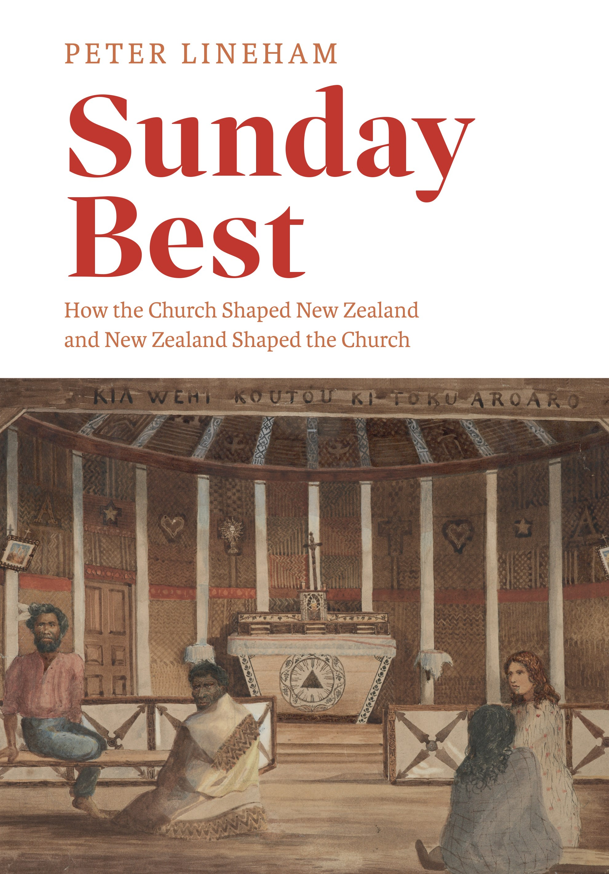 book cover for Sunday Best