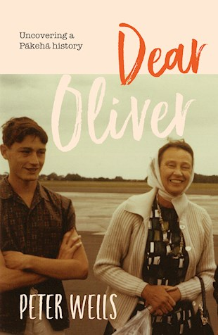 book cover for Dear Oliver