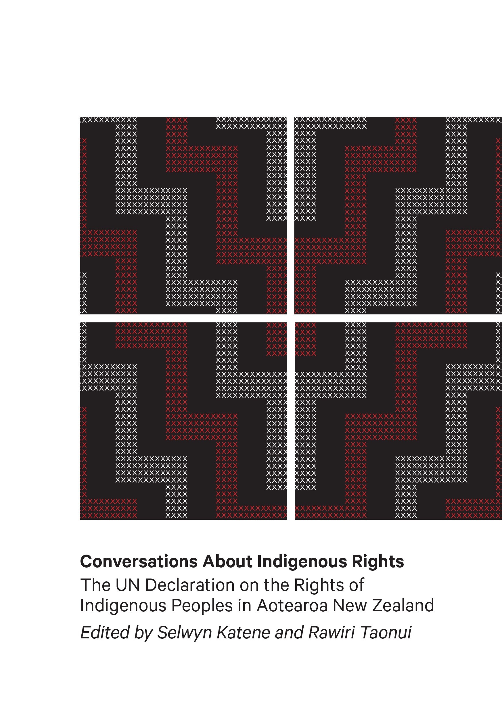 book cover for Conversations About Indigenous Rights