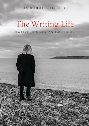 book cover for The Writing Life