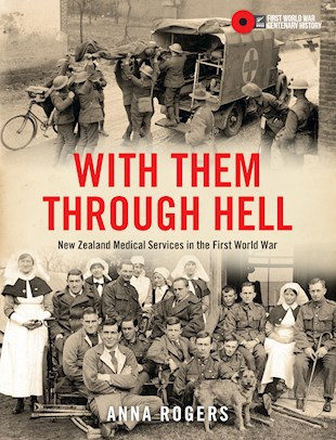 book cover for With Them Through Hell