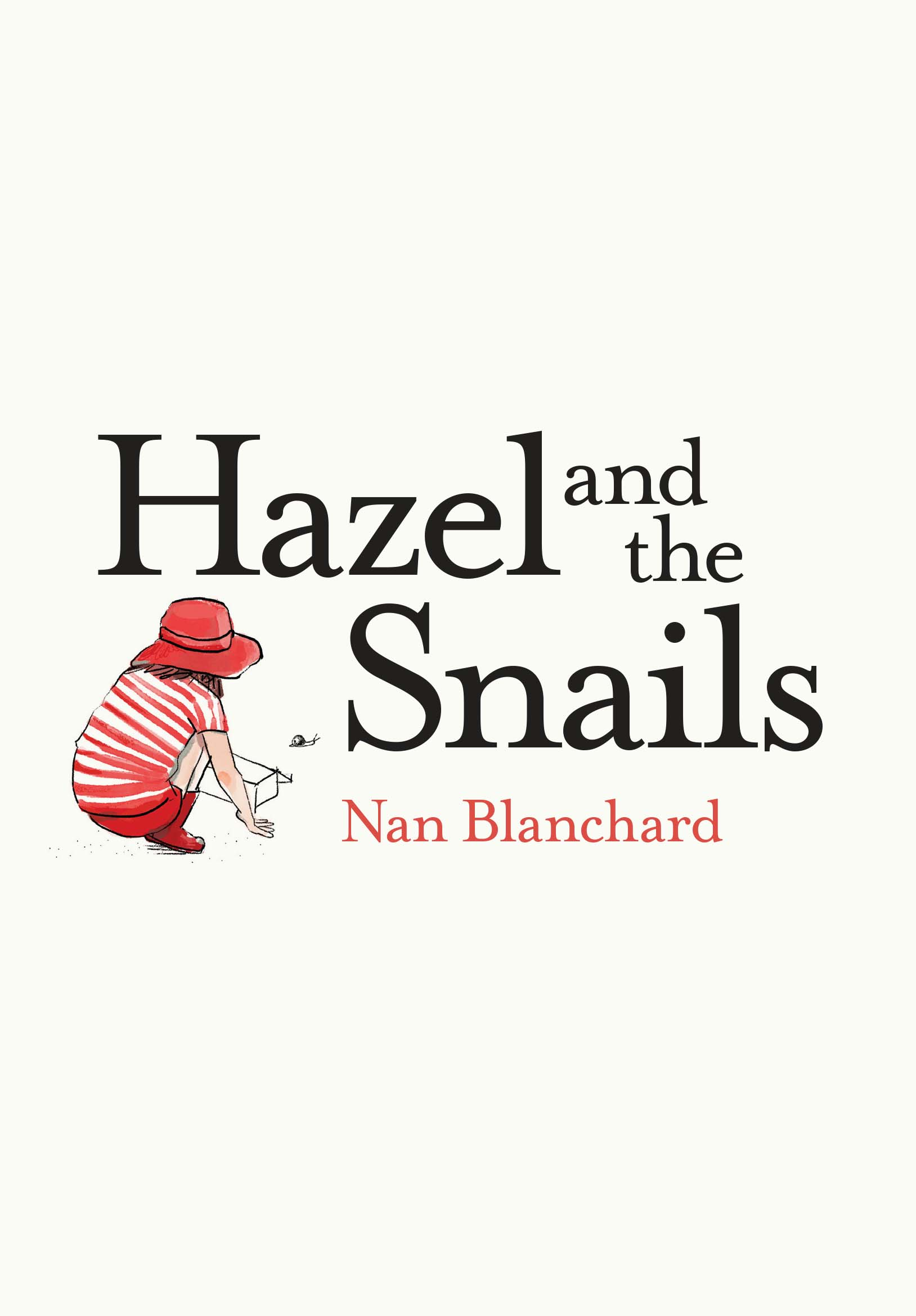 Hazel and the Snails | Massey University Press