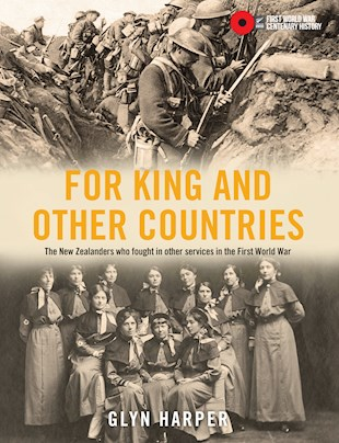 book cover for For King and Other Countries