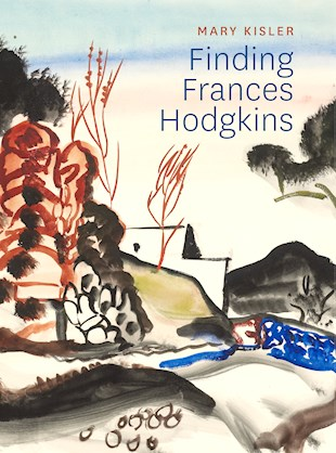book cover for Finding Frances Hodgkins