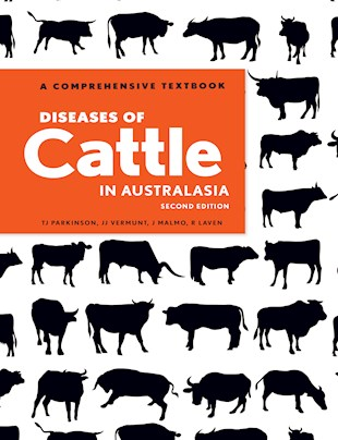book cover for Diseases of Cattle in Australasia
