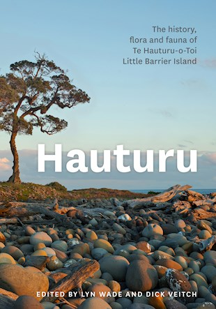 book cover for Hauturu
