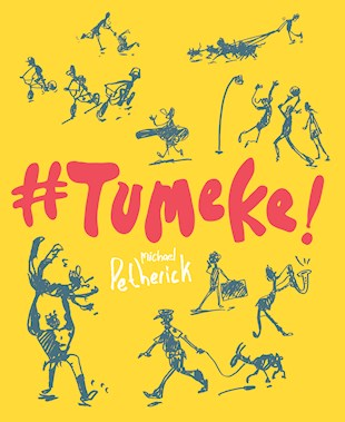 book cover for #Tumeke!