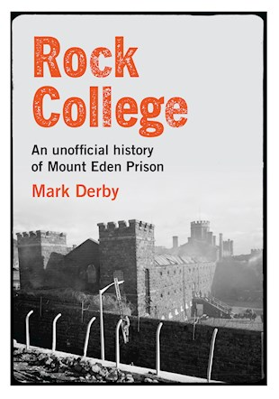 book cover for Rock College