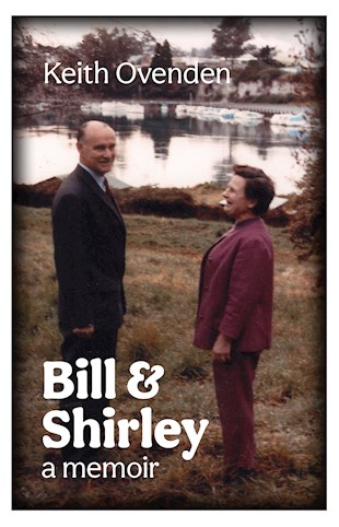 book cover for Bill & Shirley