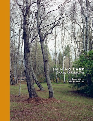 book cover for Shining Land